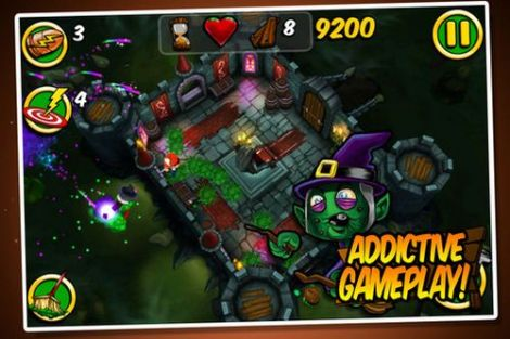 action_game_zombie_wonderland_2_outta_time_for_iphone_ipad_and_ipod_touch_1